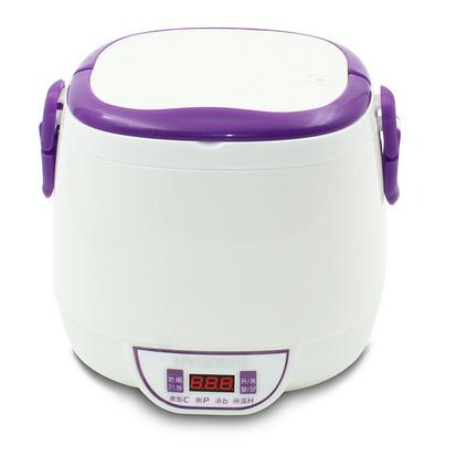 HYUNDAI 韓國現代 迷你不粘鍋 電飯鍋1.2L便攜小型多功能電飯煲定制 HYFG-1015