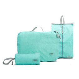 CHOOCI 多功能衣物袋定制 旅行收?#28903;?#29702;折叠衣物袋 鞋袋 收纳包套装