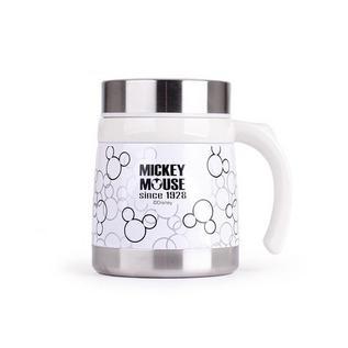 Disney迪士尼真空保温杯米奇不锈钢水杯?#30452;?#21150;公杯防漏泡茶杯定制