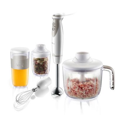 Bear 小熊 攪拌器定制 多功能手持電動嬰兒輔食機家用攪拌棒料理棒 JBQ-A05D2