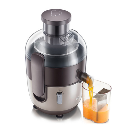 bear 小熊 榨汁機定制 榨汁機家用多功能電動水果果汁機全自動迷你 ZZJ-E04A1