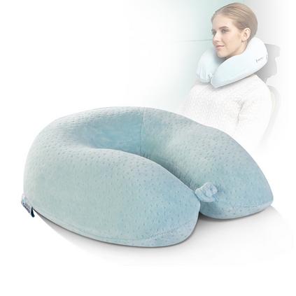 Aisleep睡眠博士u型护颈枕午睡枕旅行保健记忆枕头定制