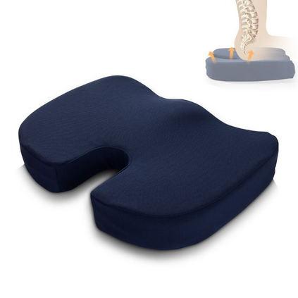 AiSleep 睡眠博士 减压坐垫 慢回弹汽车办公室椅子坐垫定制