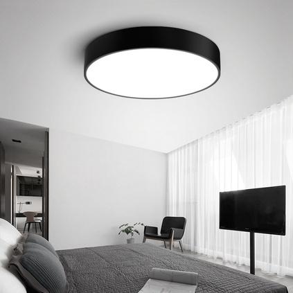 AiSleep 睡眠博士 触点系列圆形现代简约LED吸顶灯定制(无极变光)3022