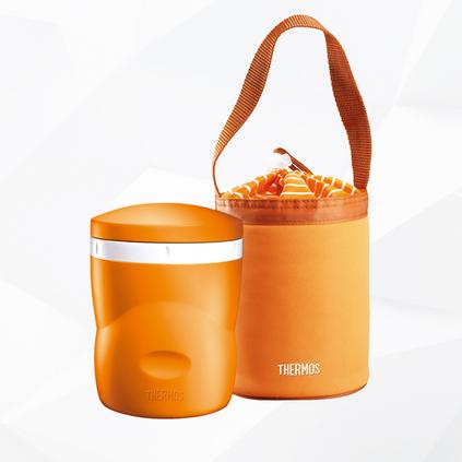 膳魔師保溫飯盒學生多層分格便當盒便攜袋飯盒保鮮飯盒定制SJ-751