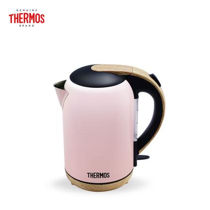 膳魔师电水壶定制 家用304不锈钢食品级烧开水电热水壶EHA-1313A-P