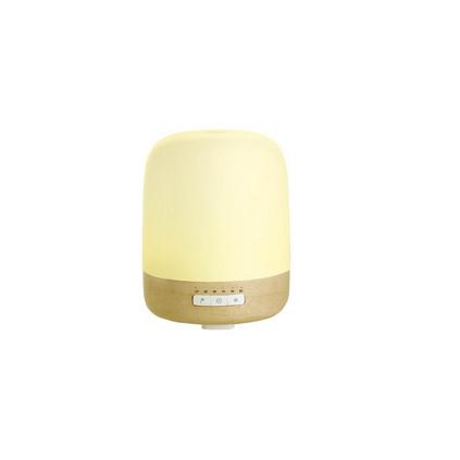 emoi 基本生活 木质香薰加湿器定制  H0028 灯光调控