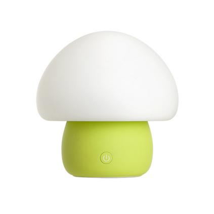 emoi 基本生活 蘑菇情感灯定制 智能触拍创意氛围家居小夜灯 H0022 可触拍