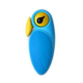 台湾Artiart 创意折叠陶瓷便携小鸟刀猫头鹰瓜果刀定制