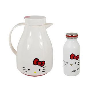 Hello Kitty可爱保温套装(保温壶+保温杯)定制