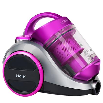 海爾家用強力大功率除螨手持式小型迷你超靜音吸塵器定制