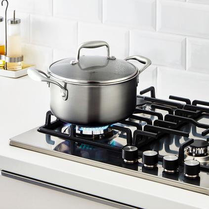 ABS 愛彼此 Tabor不銹鋼加厚復合系列 20cm湯鍋定制