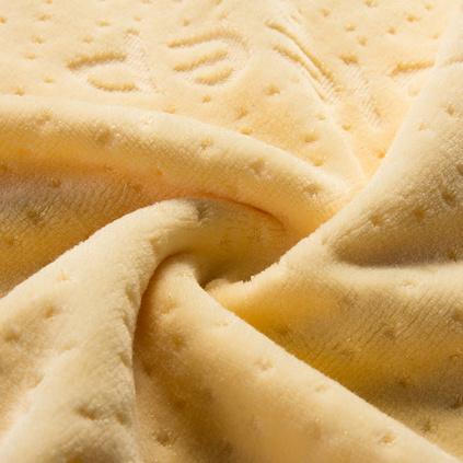 AiSleep 睡眠博士 天然乳胶枕头颈椎枕释压按摩枕芯定制