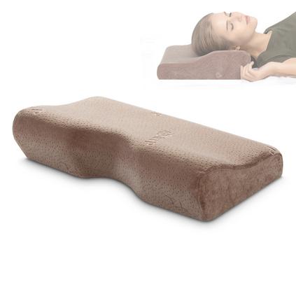 AiSleep 睡眠博?#28900;?#26894;保健枕头太空记忆回弹护颈枕定制