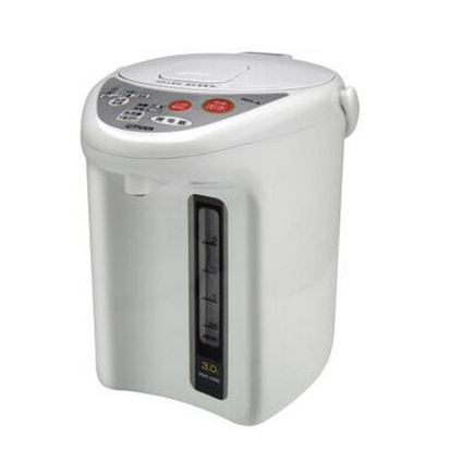 TIGER 虎牌 微电脑智能速热开水瓶定制 微电脑电热水壶2.2L日本电水壶热水?#21487;?#27700;壶 保温瓶 3L PDH-A30C