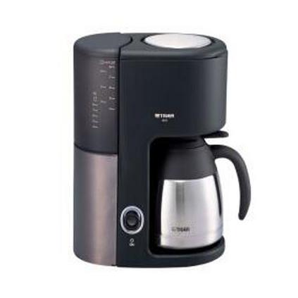 TIGER 虎牌 滴漏式電咖啡機定制 電咖啡機 不銹鋼托壺保溫正品日本 ACW-A08C