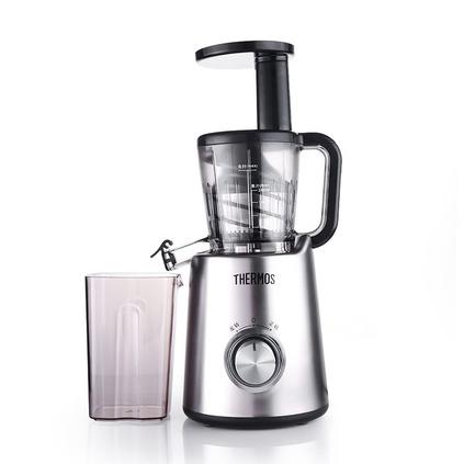 THERMOS 膳魔師 低速慢磨原汁機定制 低速慢磨家用原汁機多功能自動榨汁豆漿機  EHA-2101A