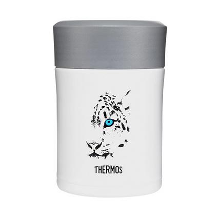 THERMOS 膳魔師 高真空不銹鋼雪豹系列燜燒罐定制 TCLA-471 470ml
