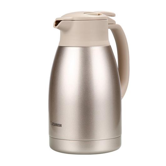 ZOJIRUSHI 象印 保溫瓶定制 真空不銹鋼大容量家用熱水瓶暖壺開水瓶保溫瓶 1.5L SH-HA15C 金色