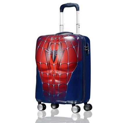 Samsonite 新秀丽 MARVEL SIGNATURE系列超轻万向轮拉杆箱登机箱定制 20寸 蜘蛛侠款
