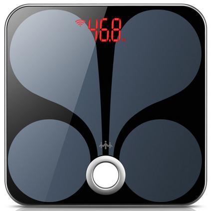 LIFESENSE 樂心 Melody wifi智能脂肪秤體脂秤家庭精準測量體重秤定制