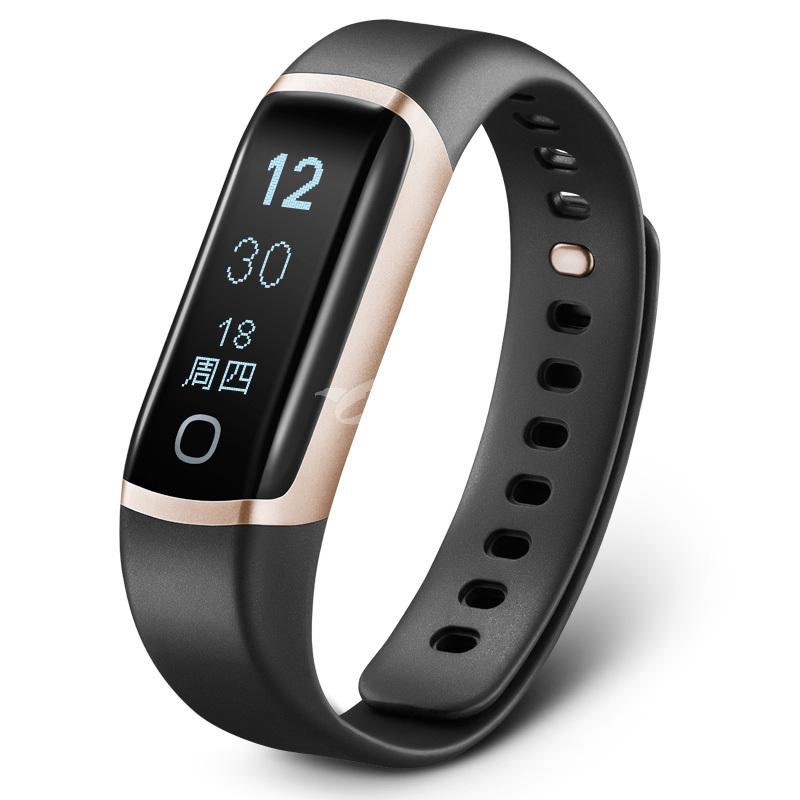 LIFESENSE 乐心ziva  智能运动识别 睡眠监测 心率监测智能手环手表定制