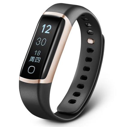 LIFESENSE 樂心ziva  智能運動識別 睡眠監測 心率監測智能手環手表定制