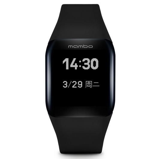 LIFESENSE 樂心 mambowatch  智能手表運動手環 微信計步器  觸控屏幕 來電顯示定制