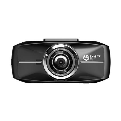 HP 惠普  F280高清夜視移動偵測行車記錄儀定制