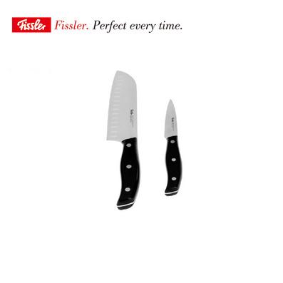 德國菲仕樂Fissler 精致系列17厘米日式多用刀+9厘米去皮刀二件套刀具定制