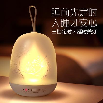 生活演異 炫彩定時燈生活創意精美禮品小彩燈定制