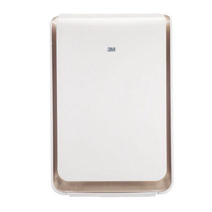 3M 空氣凈化器定制 去甲醛PM2.5霧霾無線智能家用辦公凈化器 KJEA3087-GD 香檳金