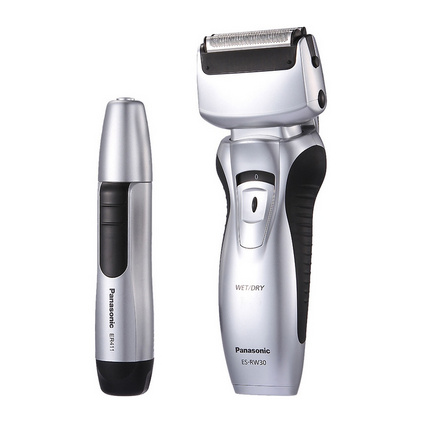 Panasonic 松下  ES-RW30QS405剃須刀鼻毛修剪器禮盒干濕兩用充電剃須刀定制
