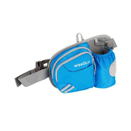 Wissblue 维仕蓝  WB1082-B多功能旅行登山水壶腰包骑行跑步运动水壶腰包定制