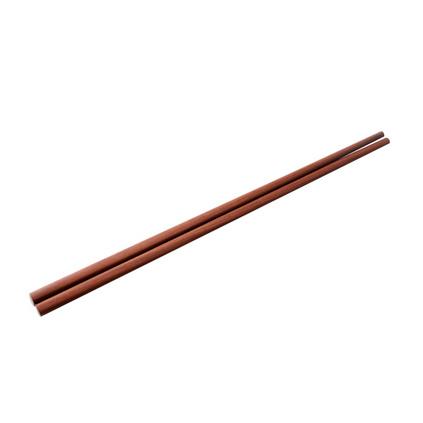 张小泉 江南忆玄香无漆健康红檀木筷10件套定制
