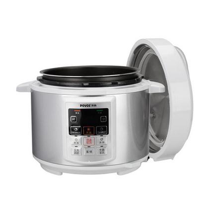 POVOS 奔騰  LN527 智能24小時預約 5L容量 雙膽電壓力鍋多功能電飯煲定制