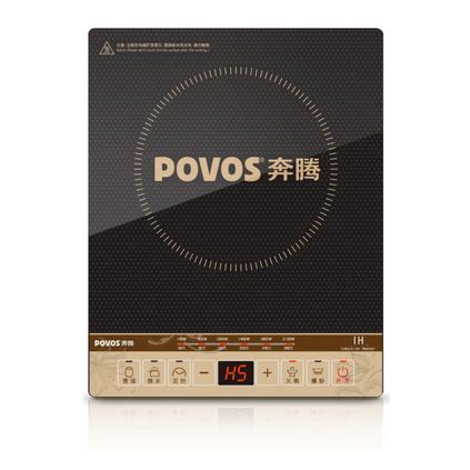 POVOS 奔腾 CH2111家用大火力触摸屏定时电磁炉定制