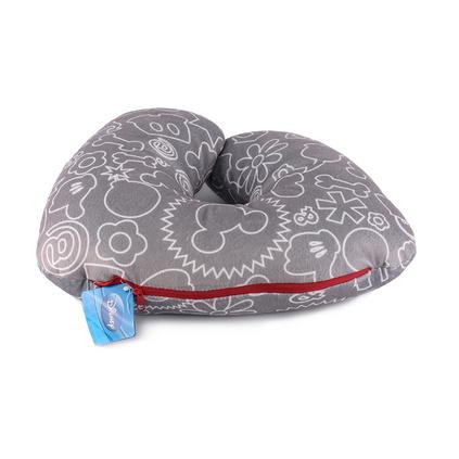Disney 迪士尼 米奇絢紫個性護枕靠墊魔術枕定制 DSM-6925