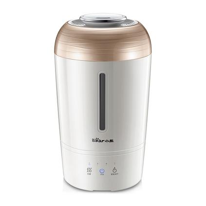 bear 小熊 加濕器定制 加濕器熱霧殺菌加濕器 家用空氣加濕器靜音 JSQ-A40K1