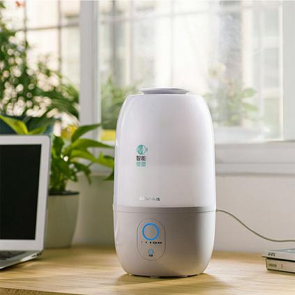 Bear/小熊 JSQ-A30A2 智能恒湿静音办公室卧室空气加湿器迷你香薰机定制