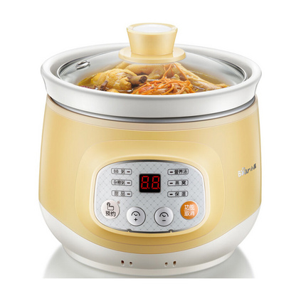 Bear/小熊 DDG-D10J2電燉鍋煲湯燕窩小燉盅迷你全自動寶寶煮粥鍋定制