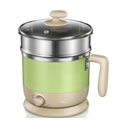 Bear/小熊 DRG-C1203 電熱鍋電煮鍋家用蒸煮宿舍電熱杯鍋小電火鍋定制