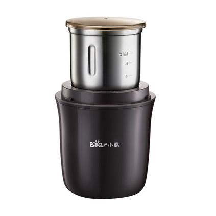 Bear/小熊 MDJ-A01Y1 磨豆機電動咖啡研磨機家用磨咖啡豆機磨粉機定制