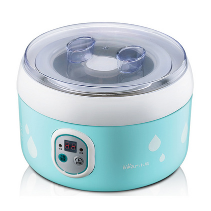 Bear/小熊 SNJ-560 家用全自动不锈钢内胆纳豆机陶瓷分杯酸奶机定制