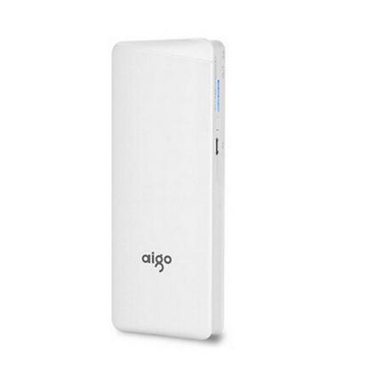 爱国者移动电源10000毫安手机通用充电宝D12礼品定制