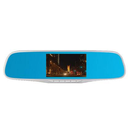 aigo 愛國者 D89夜視高清 雙鏡頭1080P倒車影像防碰瓷行車記錄儀定制