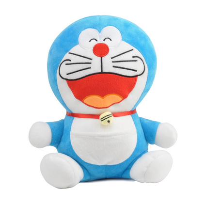 Doraemon 哆啦A梦 DM-4623公仔颈枕叮当猫造型枕头定制