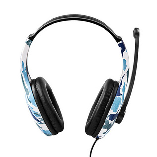 EDIFIER 漫步者 K800 头戴式耳机 带麦克风线控 电脑耳麦 高品质游戏耳机定制