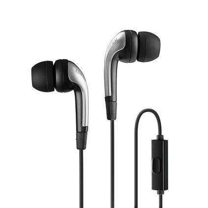 EDIFIER 漫步者  H220P入耳式通话耳机 时尚专业音质音乐耳机定制