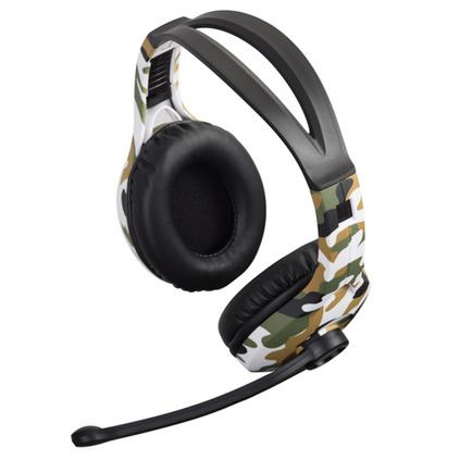 EDIFIER 漫步者  G10头戴式游戏耳机 迷彩重低音耳麦定制